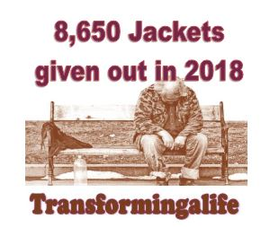 Jackets Given out 2018